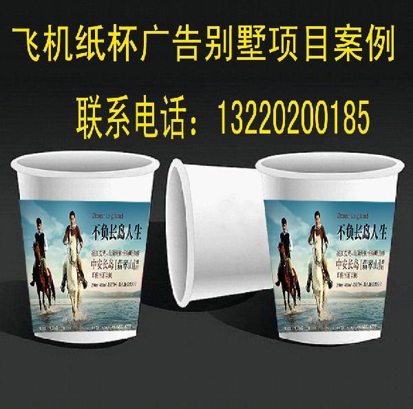 飞机水杯广告,重庆飞机水杯广告
